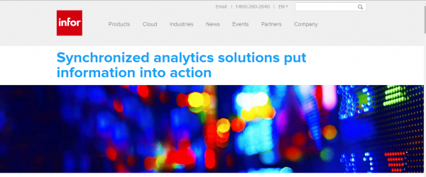 infor analytics